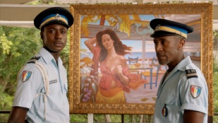 Death in Paradise 03x03 : Arrested Development- Seriesaddict